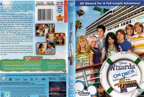 Wizard On Deck by Disney Teen Xd Exclusivo Capa Do Dvd De Os