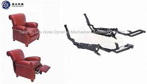 China Simple Recliner Mechanism  Push On The Arm   Ad 2330