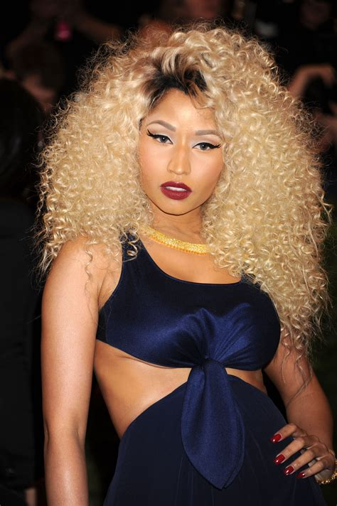 nicki minajs beauty transformation stylecaster