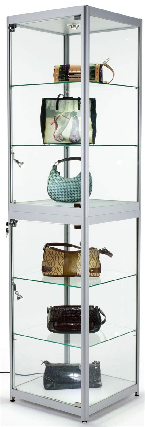 trade show storage cabinets 45 best display display cases images on pinterest
