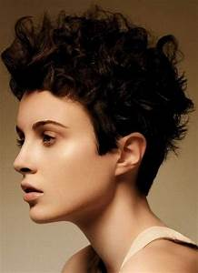 Short Haircuts For Curly Hair Short Hairstyles 2017