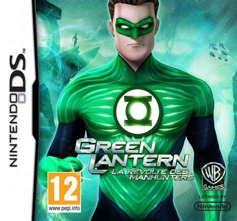 jeux de green lanterne green lantern la r 233 volte des manhunters d 233 voil 233