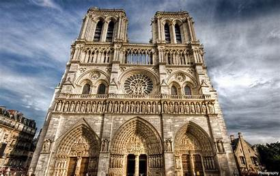 Dame Notre Cathedral Wallpapertag Phone