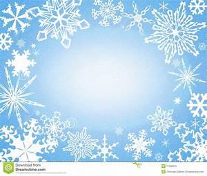 Snowflake Border Clipart – 101 Clip Art