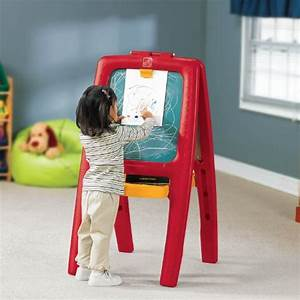 step2 easel for two with bonus magnetic letters numbers With step 2 easel for two bonus magnetic letters numbers