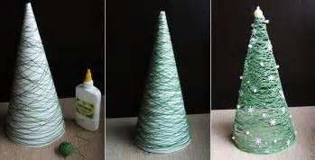 esszimmer dekorieren weihnachtlich dekorieren mit diy weihnachtsbaum coole bastelideen weihnachten freshouse