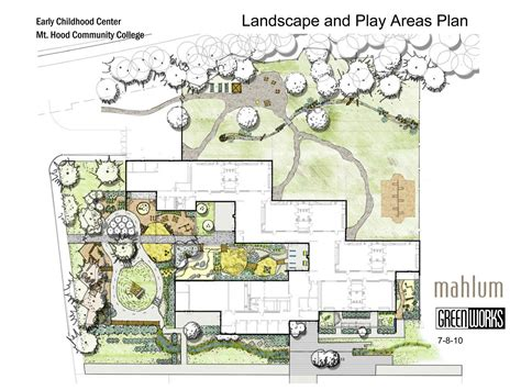 how to learn landscape design mt hood community college natural playground the big picture learning landscapes
