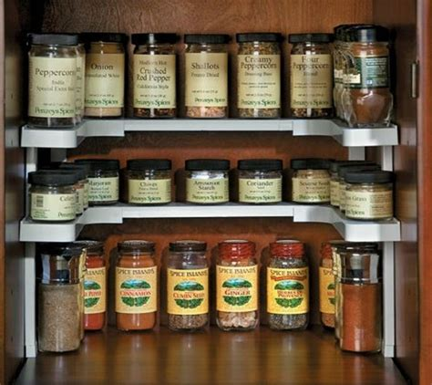 Spice Rack Organization by 12 Clever Spice Storage Ideas For Small Spaces Huffpost