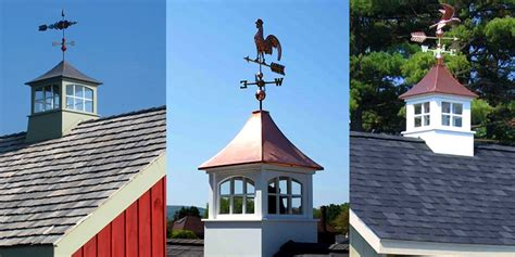 5 Best Barn & Amish Cupolas To Buy Online Today (plus