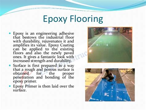 epoxy flooring specifications industrial flooring
