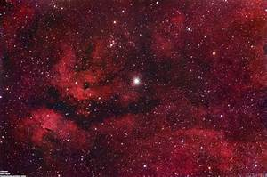 Red space wallpaper #21862 - Open Walls