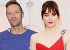 Coldplay's Chris Martin Spotted On A Date With Dakota Johnson