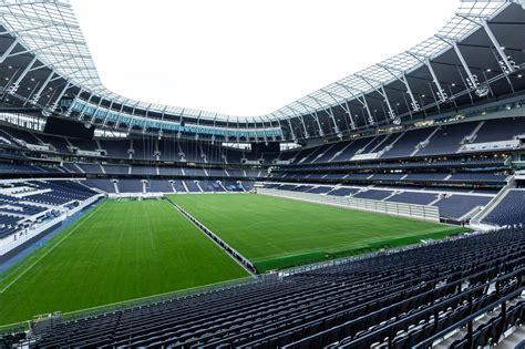 Tottenham Stadion - Tottenham Hotspur Stadium Goes ...