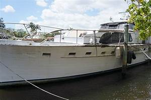 Broward Marine 63ft QuotThe Contessaquot Flushdeck Motoryacht