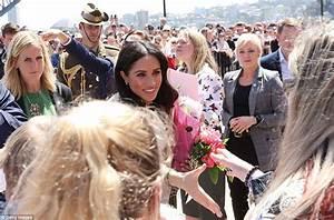 Meghan and Harry meet thousands of adoring Australians at ...