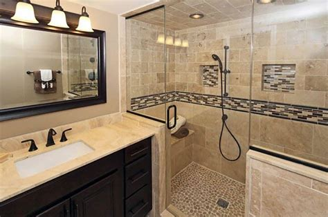 Travertine Shower Ideas (bathroom Designs)  Designing Idea