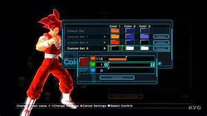 Dragon Ball Z Battle Of Z Customize Character HD