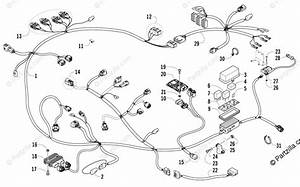 Arctic Cat Side By Side 2014 Oem Parts Diagram For Wiring