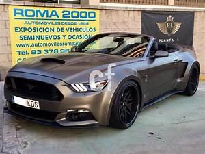 Ford Mustang 2016 Prix : voitures ford mustang occasion espagne ~ Medecine-chirurgie-esthetiques.com Avis de Voitures