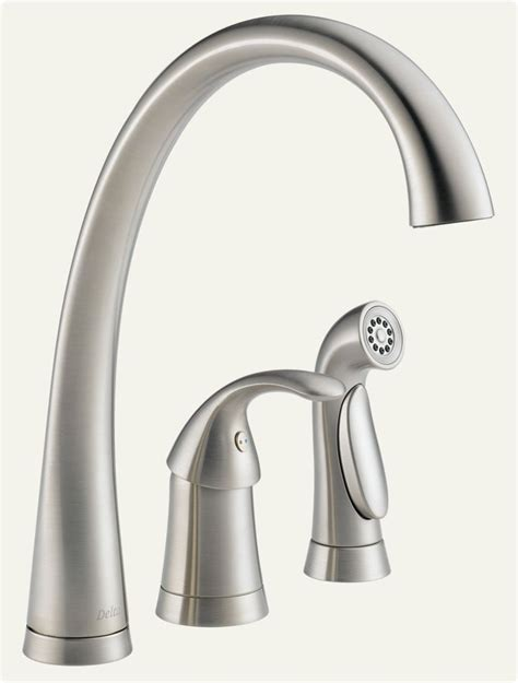 kitchen faucets amazon pilar faucet and sprayer in stainless steel