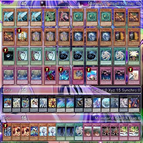 Artifact Yugioh Deck Build by Arise Ancients Chronomaly Artifacts Yu Gi Oh Tcg