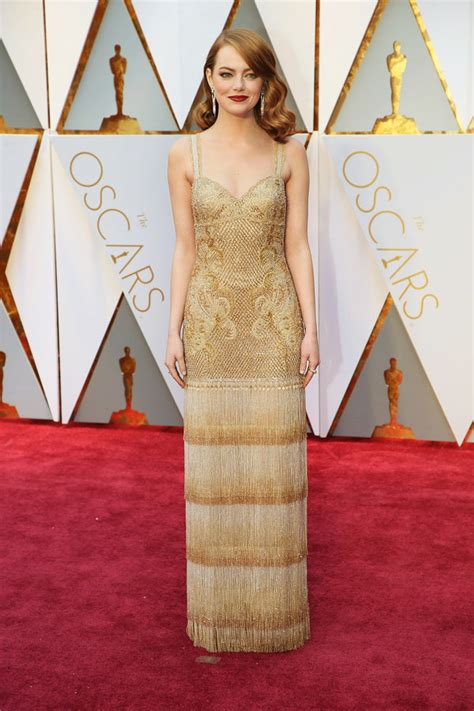 Oscars 2017 Red Carpet See The Stylish Celebrities