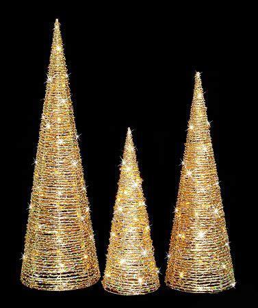 top 28 cone shaped christmas lights led motif light 3d