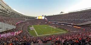 Section 354 At Soldier Field Chicago Bears