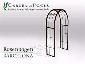 Pergola Metall Terrasse : metall rosenbogen pergola gartenbogen torbogen rankgitter rosens ule in stadthagen sonstiges ~ Sanjose-hotels-ca.com Haus und Dekorationen