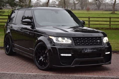 Used Land Rover Onyx Concept Aspen Edition 3.0 Tdv6 Vogue