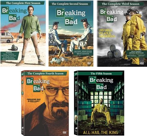 Breaking Bad Resumen Temporada 4 by Breaking Bad Temporadas 1 2 3 4 Y 5 En Dvd