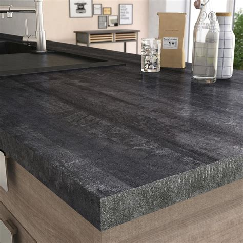 cuisine bois plan de travail noir cuisine gris plan de travail bois divers besoins de cuisine