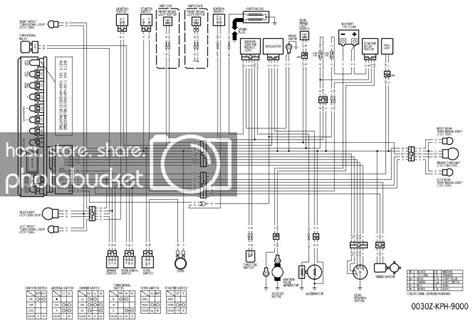 wiring diagram kelistrikan yamaha rx king decor