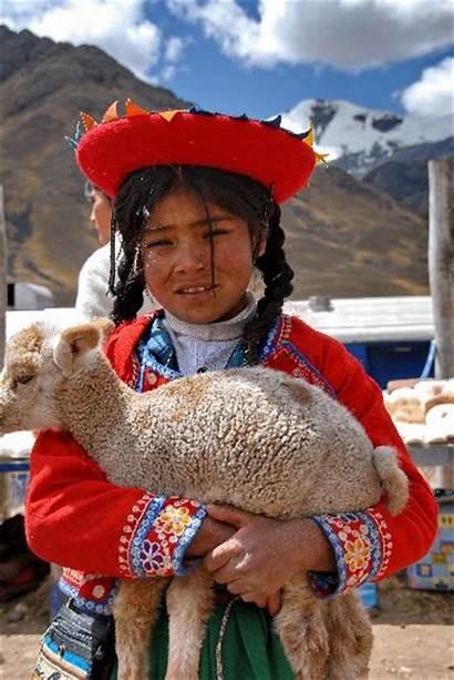 Peruvian Mountain Peru Humans Adapt