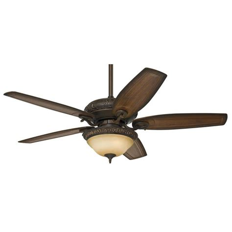 lowes ceiling fans with lights shop hunter 54 in brushed cocoa indoor downrod or close
