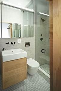 Douche Petit Espace : 28 id es d 39 am nagement salle de bain petite surface ~ Voncanada.com Idées de Décoration