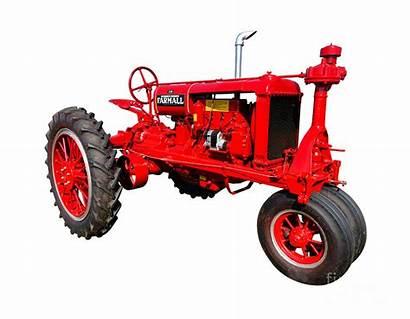 Farmall F20 Tractor Antique Crop Queinec Olivier
