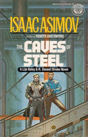 0008277761 the caves of steel the caves of steel a book by isaac asimov book review