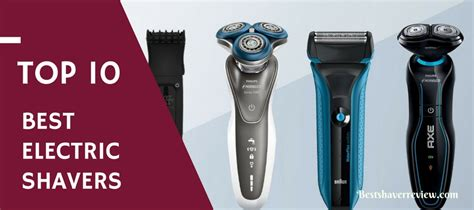 top electric shaver men buyers guide