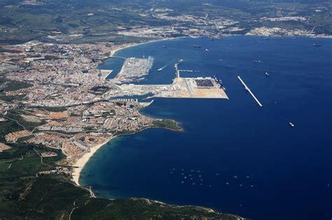 great expectations   port  algeciras bay ship
