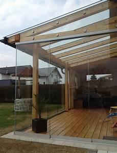 Dielenbretter Für Terrasse : windschutz f r terrasse transparent mit glasschiebet ren ~ Michelbontemps.com Haus und Dekorationen