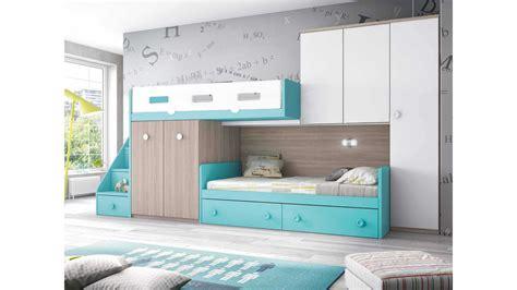 lit superpose decale personnalisable avec tiroir de rangement