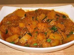 Spicy Squash Kaddu Ki Subji Manjula's Kitchen Indian