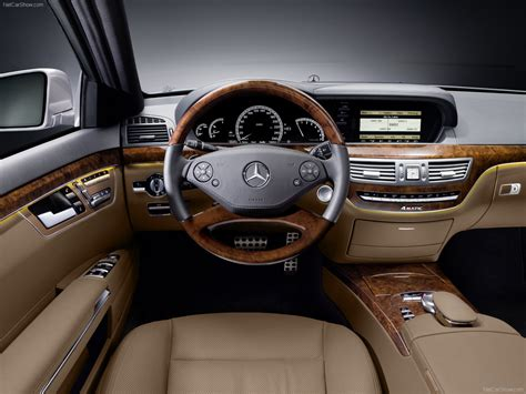 Mercedes-Benz S-Class AMG Sports Package picture # 28 of ...