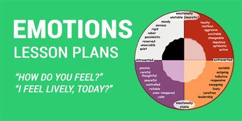 feelings  emotions worksheets  esl