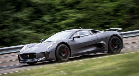 Jaguar C-x75 (2013) Review By Car Magazine