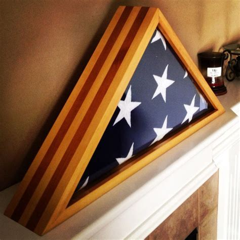 flag display case plans  woodworking projects plans