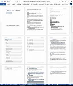 design document template With software architecture document template