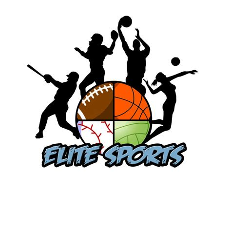 elite sports logo    havrisik  deviantart