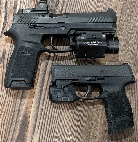 sig p rx  sig p  eagle gun range